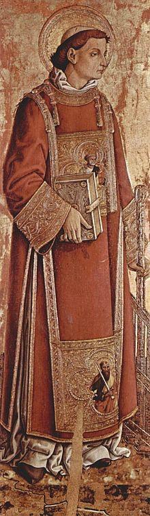 St Laurent-Carlo Crivelli