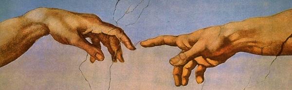 le doigt de Dieu