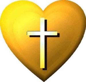 coeur croix1