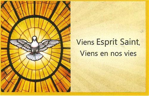 Viens Esprit Saint