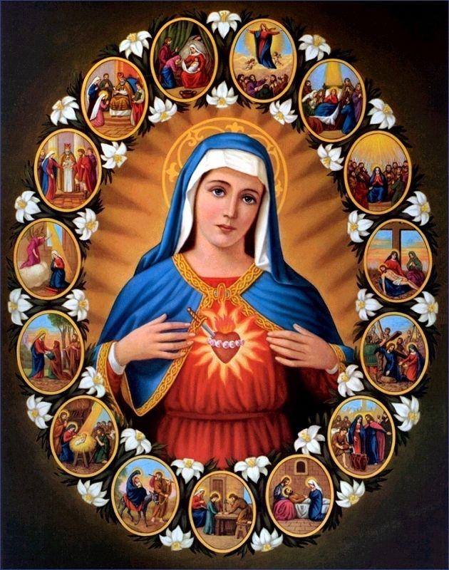 Coeur de Marie