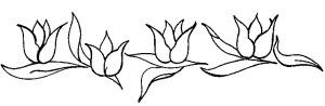 frise-coloriage-fleurs-27