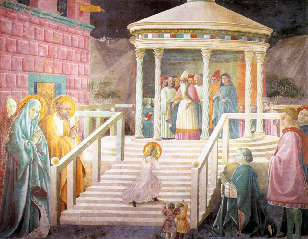 UCCELLO_Paolo_Marys_Presentation_In_The_Temple