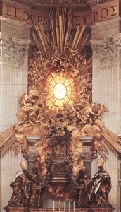 Bernini_The_Throne_of_Saint_Peter