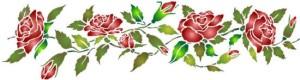 roses frise1