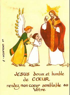 carte-de-premiere-communion-jesus-doux-et-humble-de-coeur_11057_1