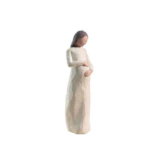 statue-willow-tree-cherish-vierge-de-l-avent