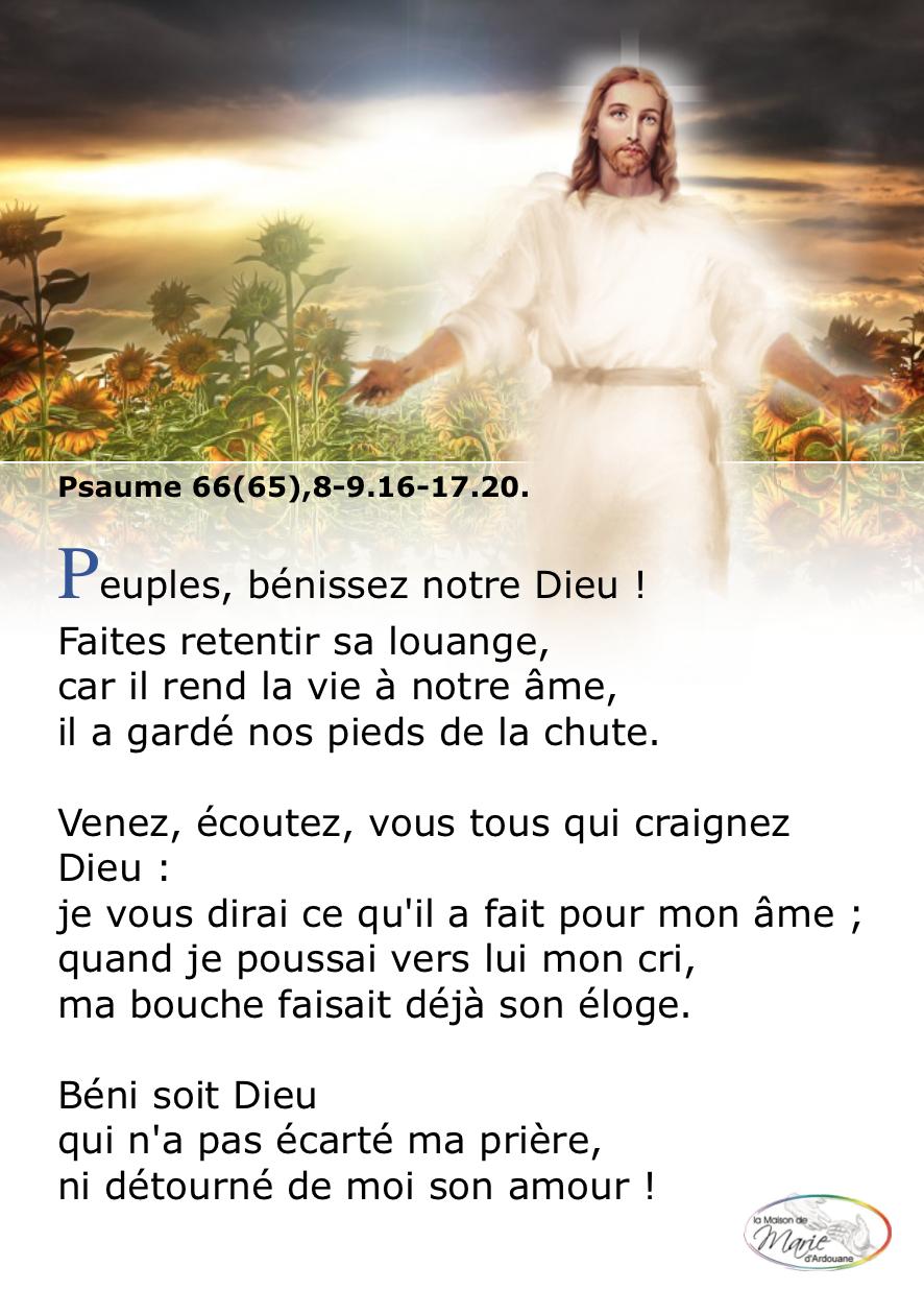 Psaume66benissezleSeigneur