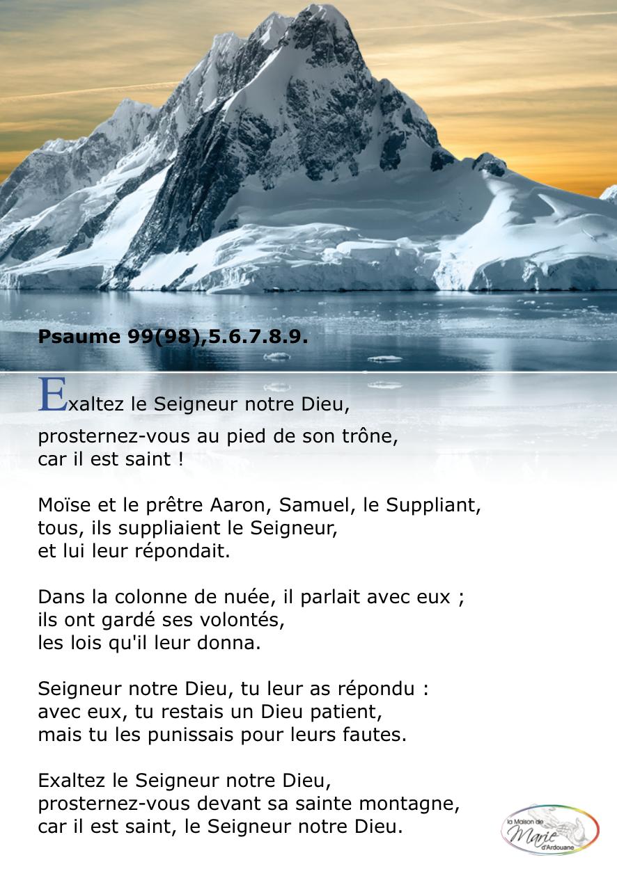 Psaume99