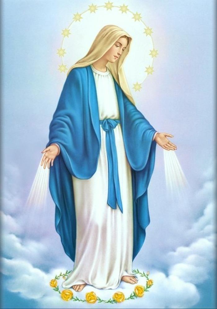 Solennite-de-l'Immaculee-Conception-de-la-Vierge-Marie.-Notre-Dame-du-Bon-Conseil
