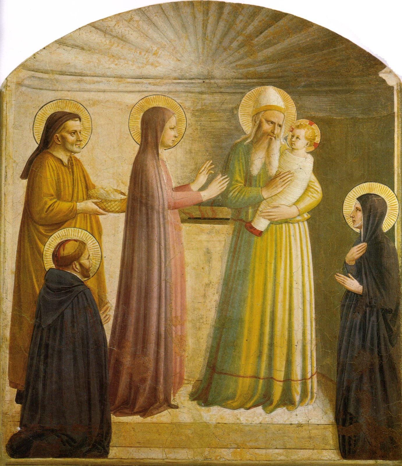 06.-Fra-angelico--Presentation-au-temple