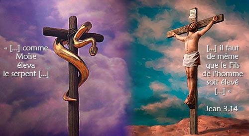 La Bonne Nouvelle du Christ annoncée à tous les Peuples! - Page 3 Aucoeurduvivant_croix_serpent_cuivre_elan_sarro